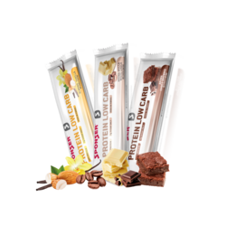 New flavours: Protein Low Carb Bar