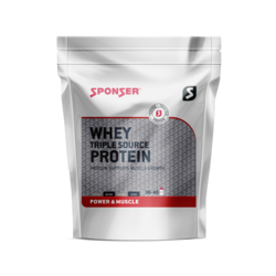 NEW: WHEY TRIPLE SOURCE PROTEIN