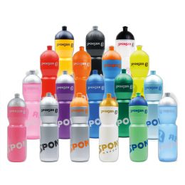 bottle 750ml colored