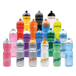 Borraccia 750 ml, colorata